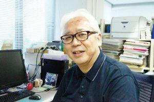 松村秀一教授